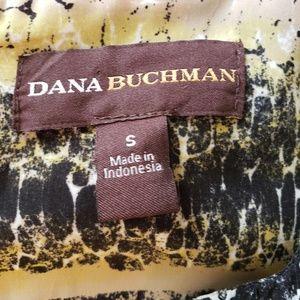 Dana Buchman Tops - Dana Bushman patterned tank top
